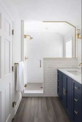 家装设计网站Houzz发布2019上半年保存最多的浴室设计案例网络电视